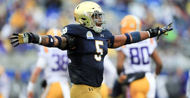 Eight Former Notre Dame Players On Aaf Rosters