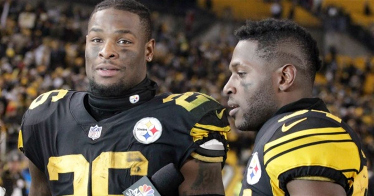 Antonio Brown, Le'Veon Bell have mixed feelings about sitting