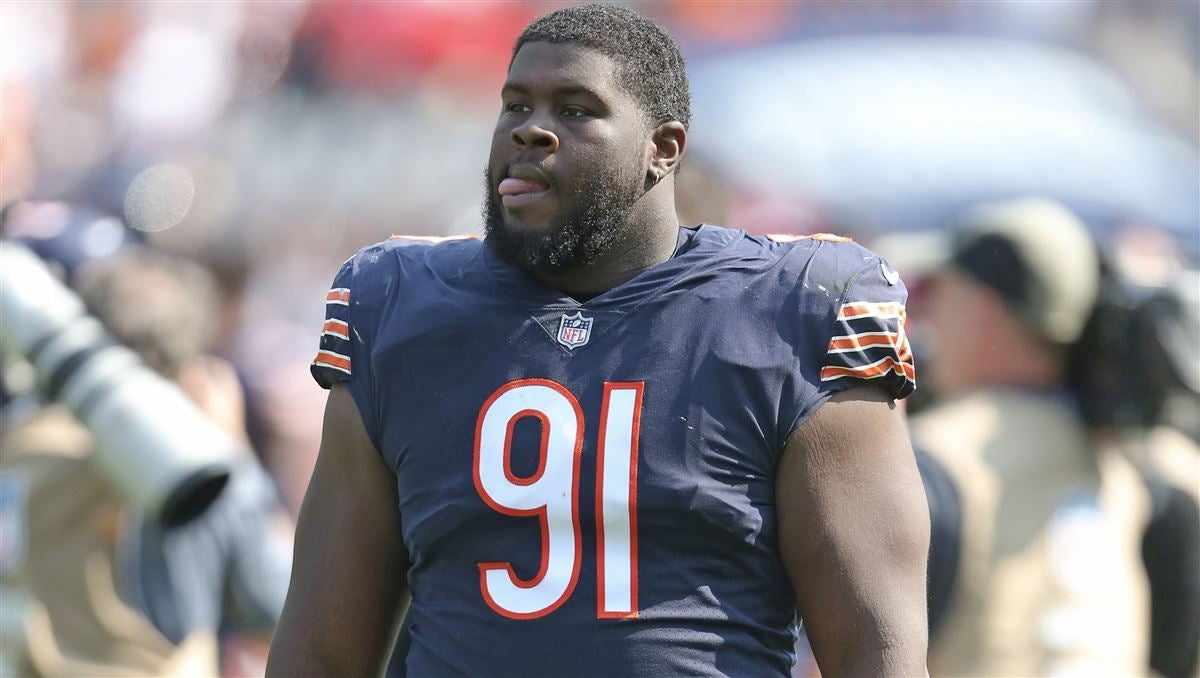 Eddie Goldman not at mandatory minicamp is cause for concern