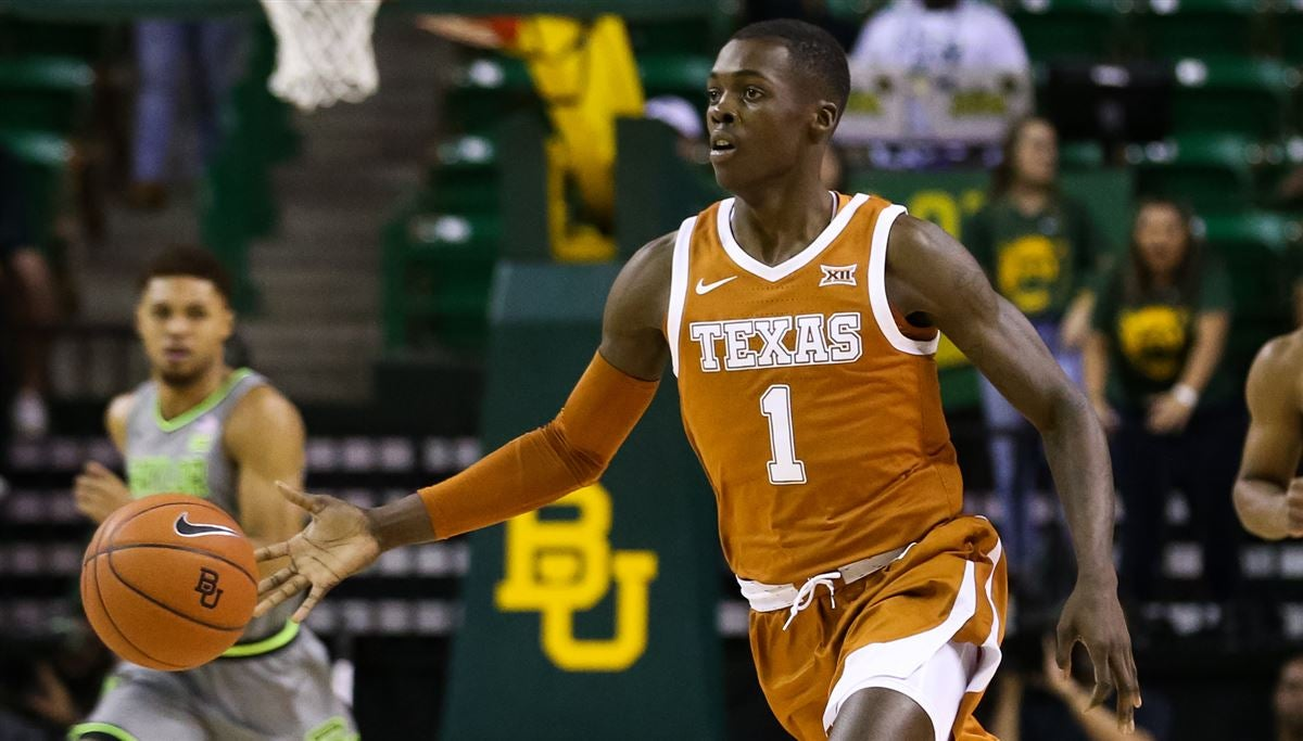 Andrew Jones 'can really, really be a key guy' for Texas