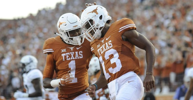 Examining texas offensive depth chart with the 2016 signees