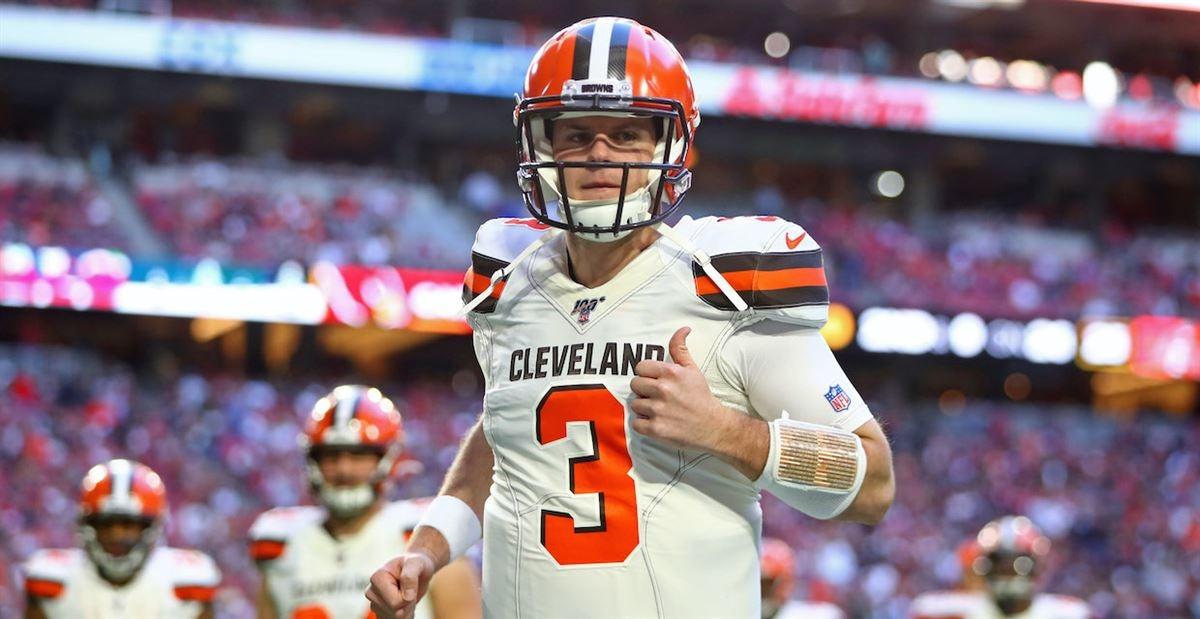 Cleveland Browns Waive Former Smu Quarterback Garrett Gilbert