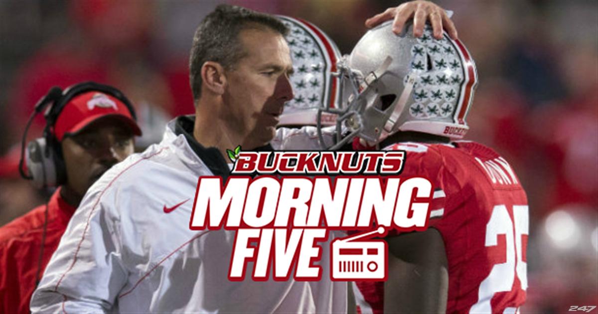 Bucknuts Morning 5: Ohio State football dismisses senior ...