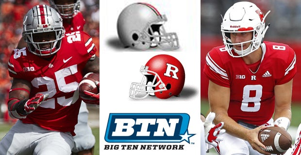3ab34667da6 Game Data: Buckeyes open Big Ten play by hosting Rutgers