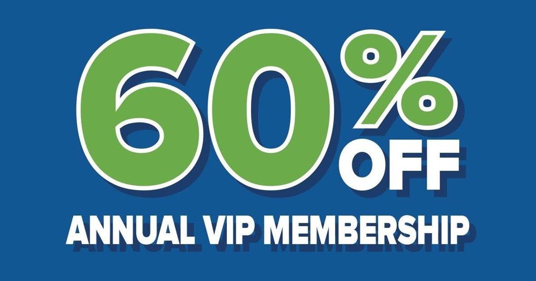 FLASH SALE: Get 60% off TheDevilsDen.com VIP until midnight!