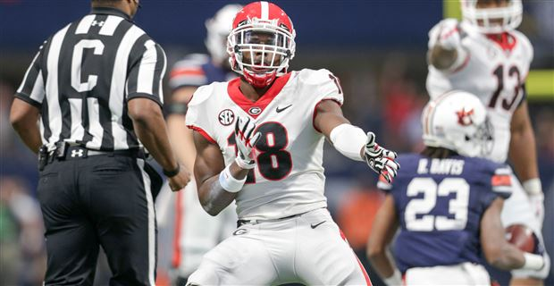Best Nfl Draft Prospects On Each Undefeated College: Georgia's Top 2019 NFL Draft Prospects