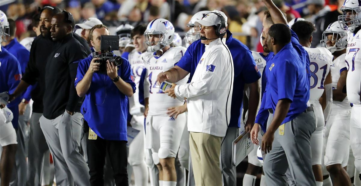KU football taking 'collective' approach to offensive gameplan