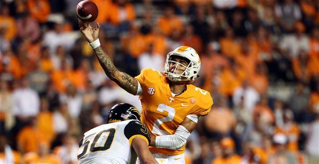 Tennessee's 2018 Offseason Outlook: Quarterback