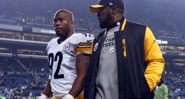 Mike Tomlin Saw James Harrison Working Out Monday At 7 30 A M