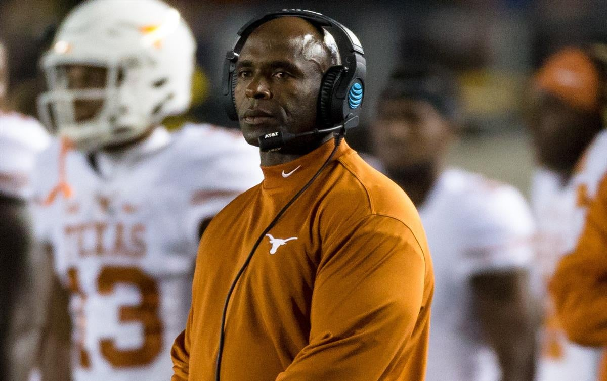 Will The Longhorns Fire Charlie Strong They Re Getting There