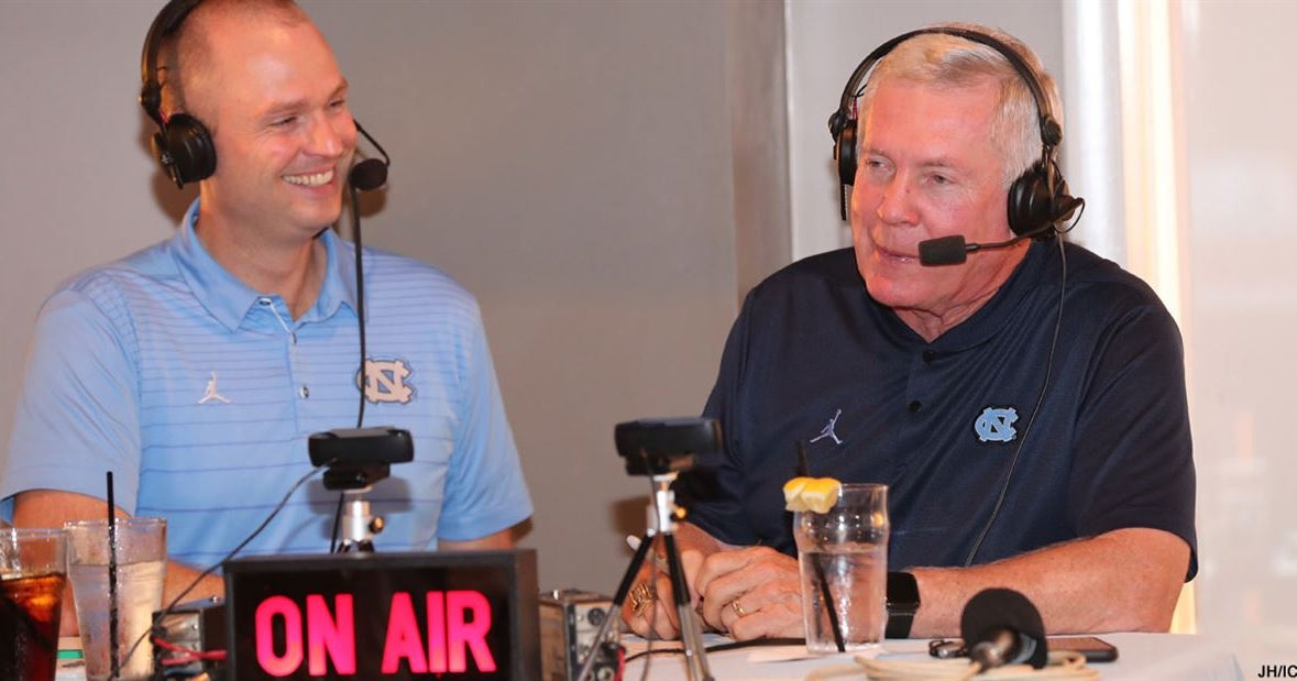 Mack Brown Live: Building Off UNC's Victory Over Georgia State