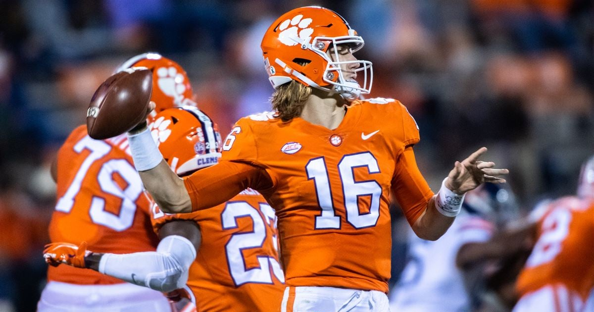 How Trevor Lawrence is playing at his highest level yet