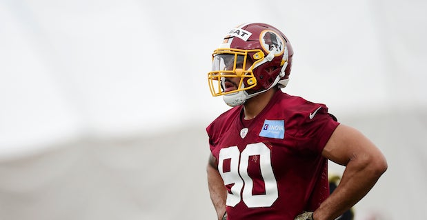 Washington Redskins' rookie ratings in Madden 2020 unveiled