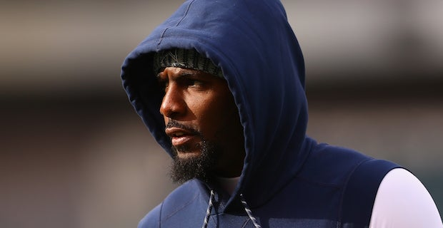 First Look Dez Bryant Posts Video In New Saints Gear