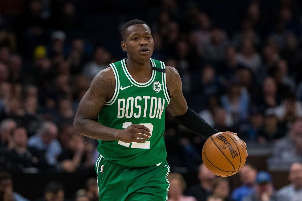 the best attitude 50696 28eae Bledsoe says he doesn't know 'who the f–k' Terry Rozier is