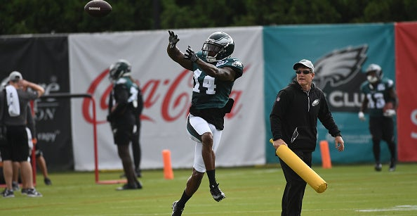 92e0db65c Eagles release unofficial depth chart for Week 2