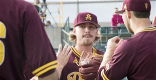 How local product Vander Kooi wound up at Arizona State