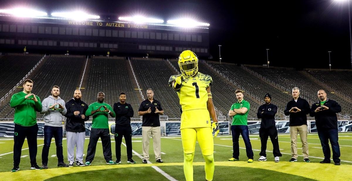Who wil be Oregon Football's Next Five Verbal Commitments