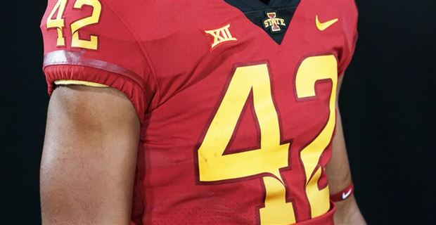 innovative design 62344 e6ead Iowa State unveils new uniforms for 2018