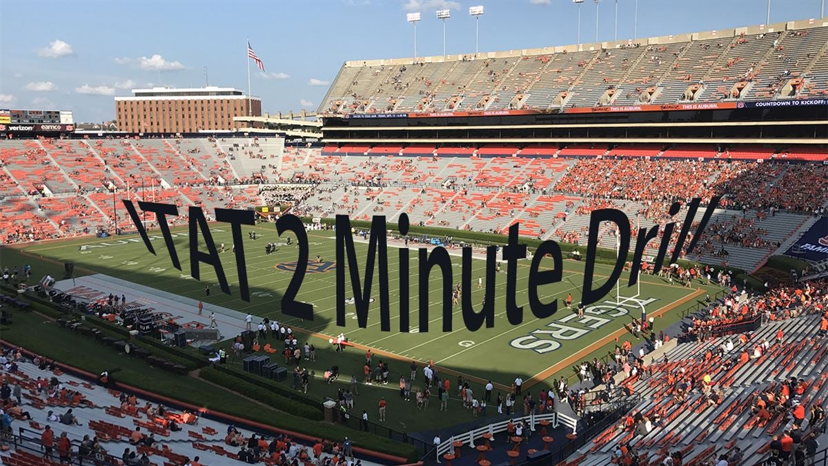 2 Minute Drill: Auburn faces challenge from Minnesota