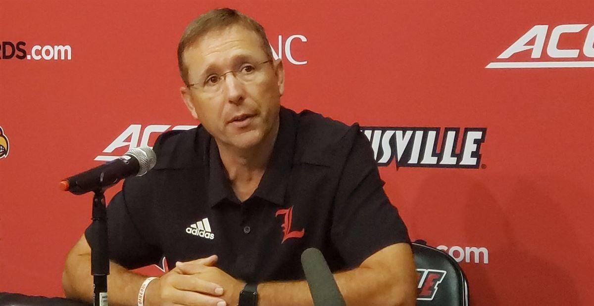 Watch: Louisville's Scott Satterfield Bowl Announcement Presser