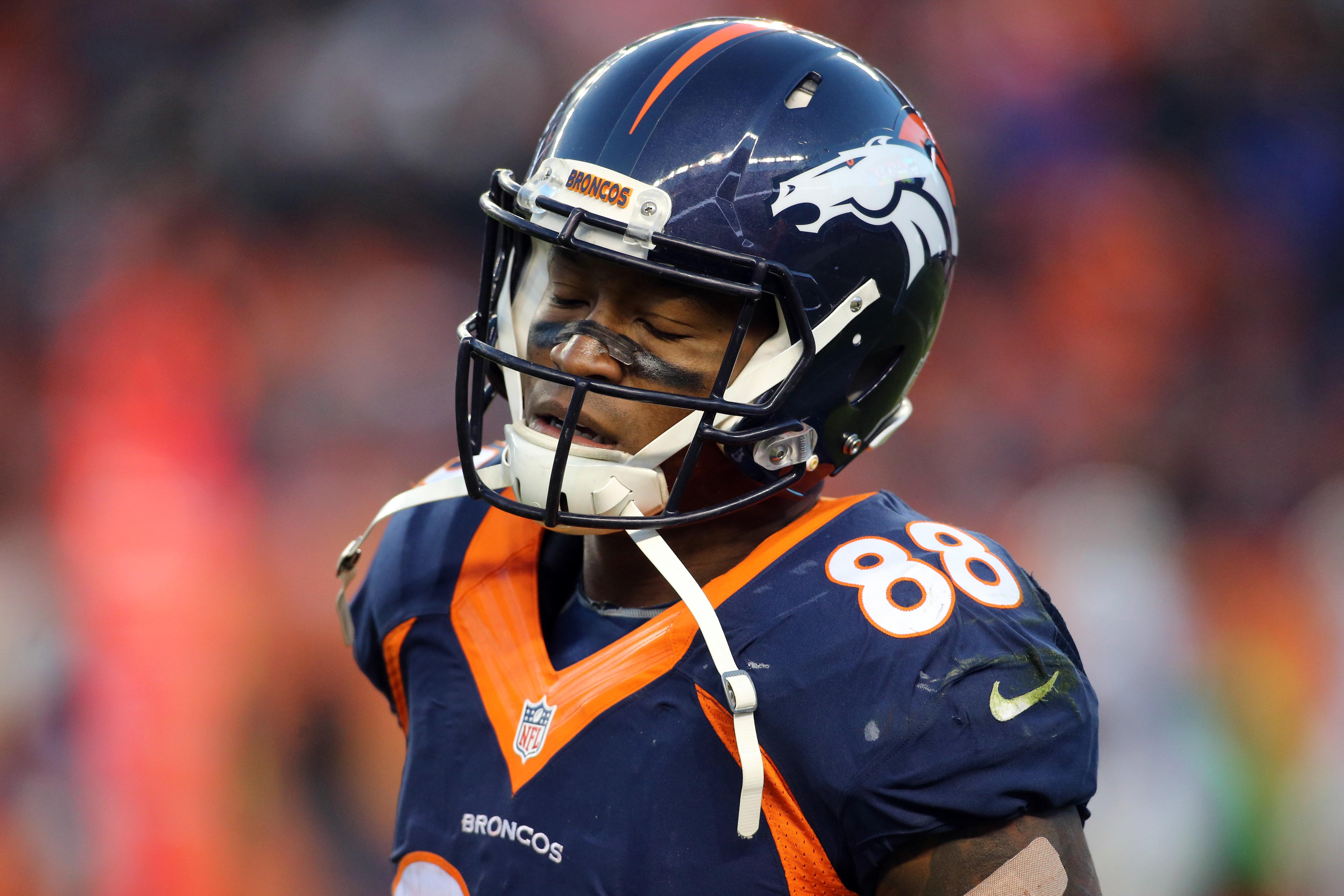 Demaryius Thomas Believes It s Time For He & His fensive