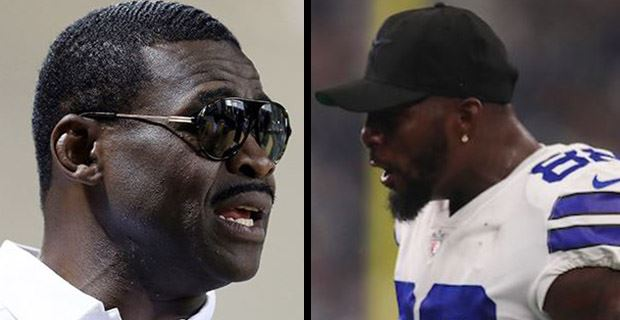Michael Irvin Is Worried About Dez Bryant