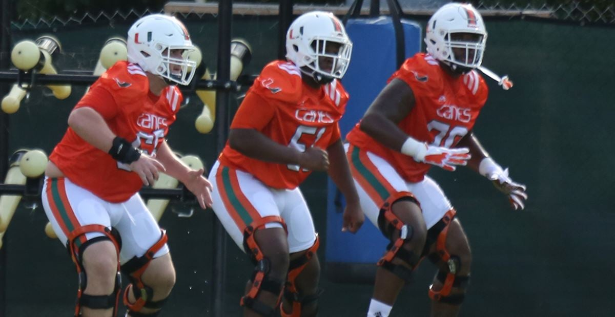 OL Scaife Impressing As A True Freshman