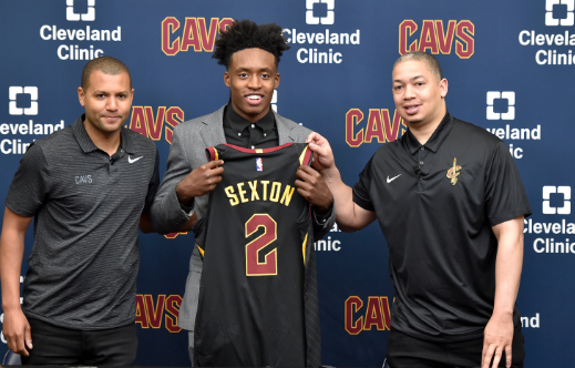 f7ea8a01d Collin Sexton says Kobe Bryant is his favorite NBA player