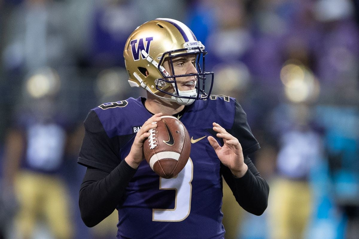 (3) QB Jake Browning