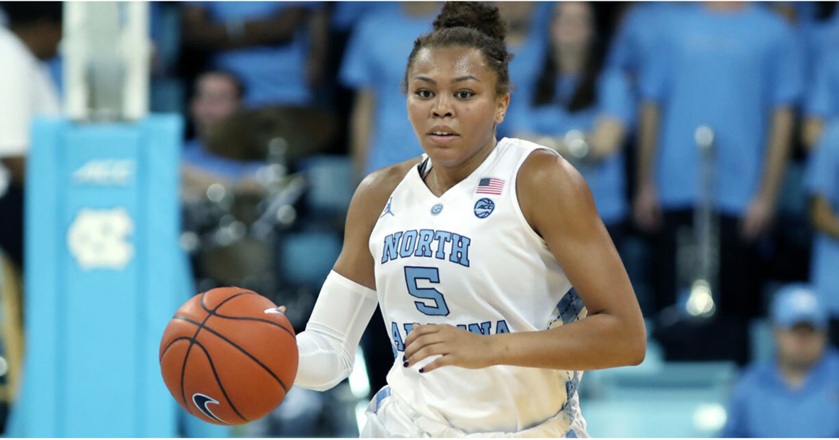 Stephanie Watts 'Ecstatic to Be Back' at UNC