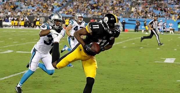 97d8505e2 How to watch Pittsburgh Steelers vs. Carolina Panthers Thursday