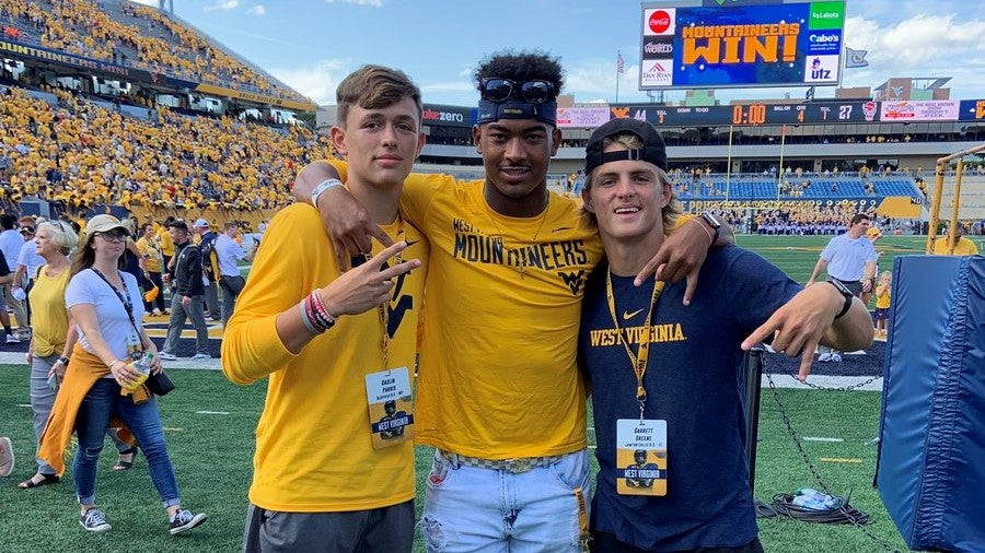 FREE: Visitors React to WVU's Win Over N.C. State