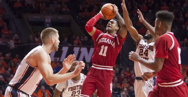 Notebook: Three keys for IU in Illinois rematch