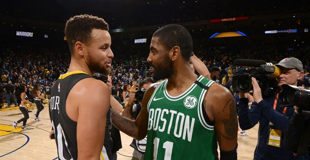 2d8b4b173a9 Kyrie Irving discusses Steph Curry s moon landing comments