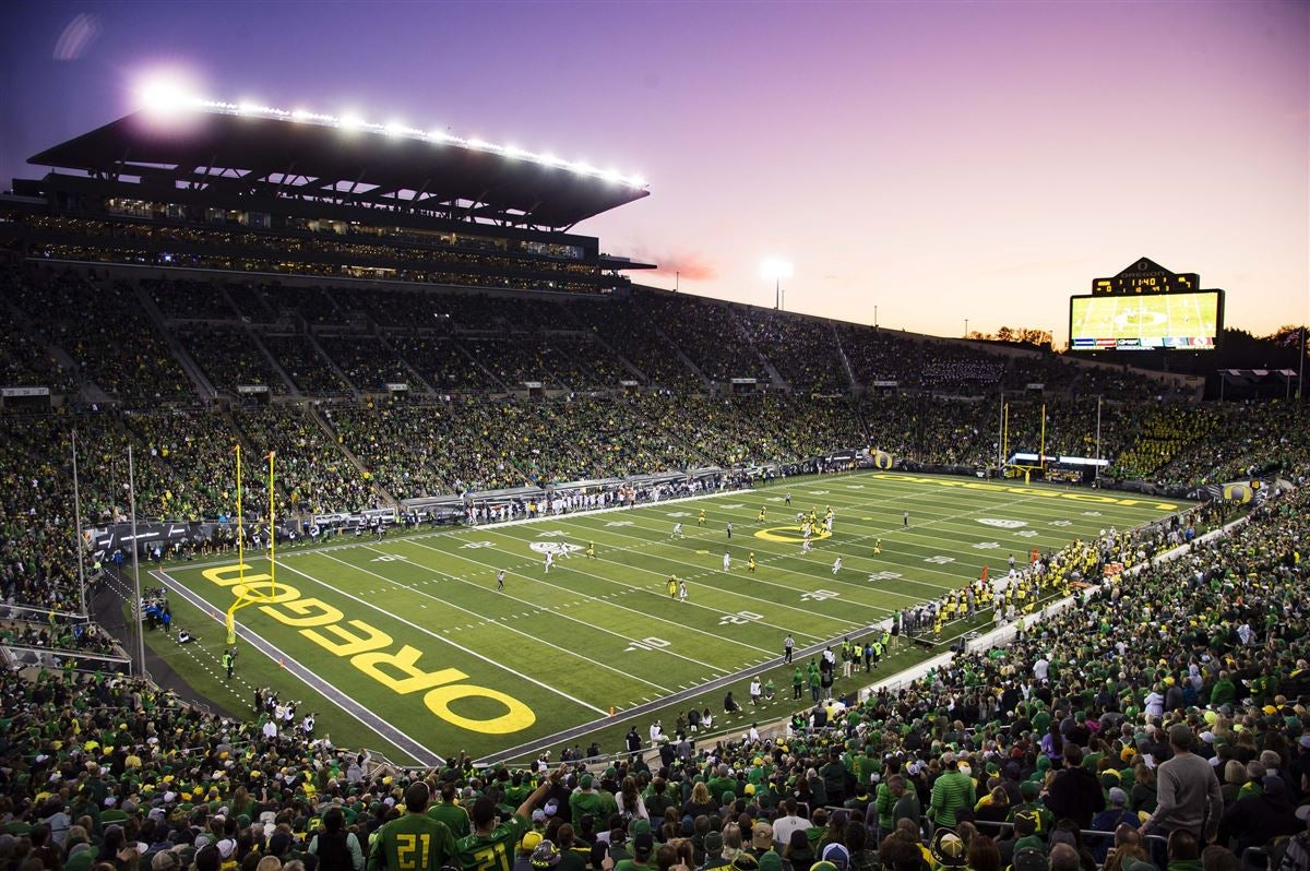 Oregon would have hosted ESPN's College Gameday for Ohio State