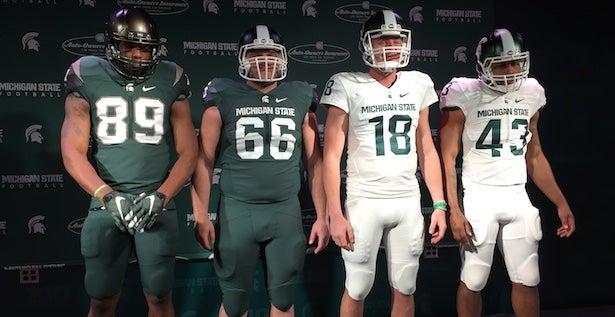Michigan State to wear alternate uniforms against Oregon 79f7ca93c