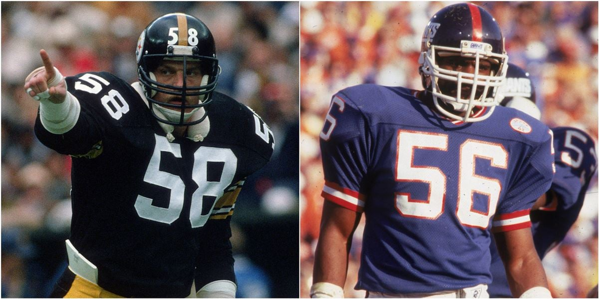 ac726648286 Steelers dominate list of NFL s all-time linebackers