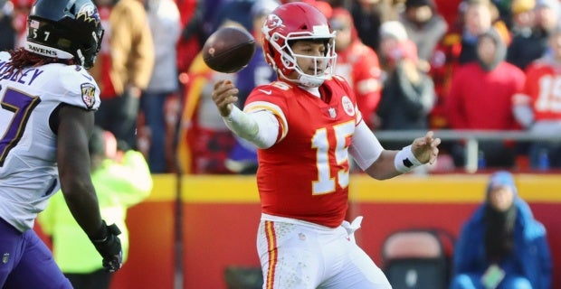 Espn Fantasy Projects Kansas City Chiefs 2019 Player Stats