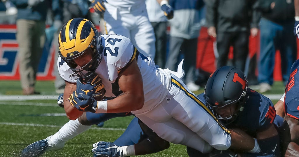 The next challenge for Michigan's offense? Do it for 60 minutes