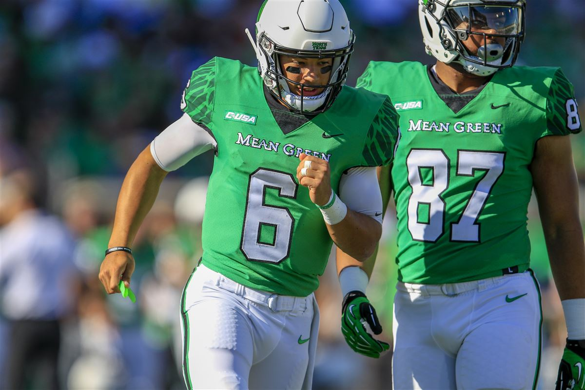 official photos dd36a bfa94 Ten takeaways from the Mean Green's win over Rice