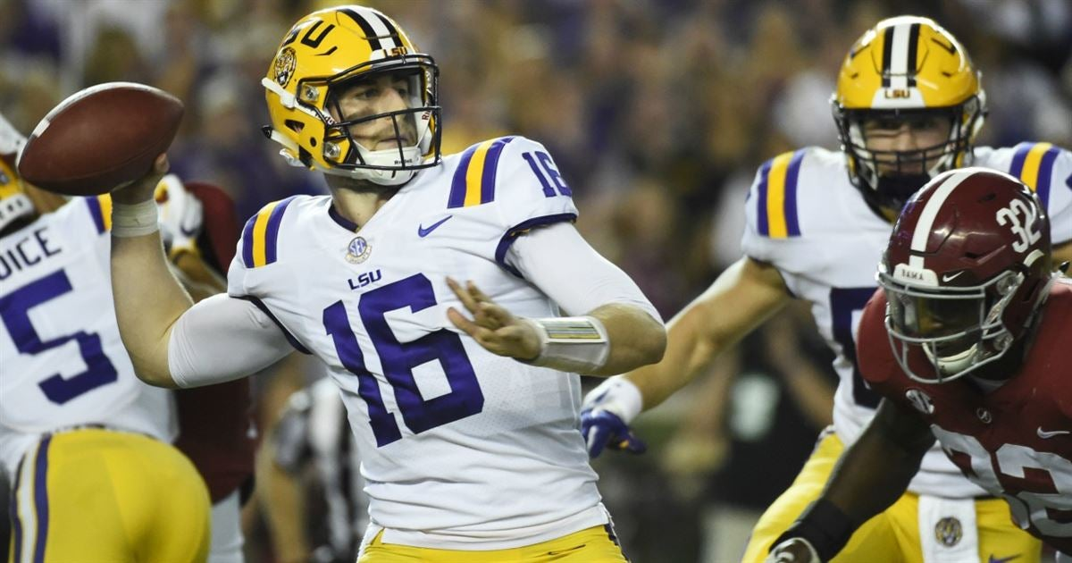 LSU football players picked in 2018 NFL Draft and free agents