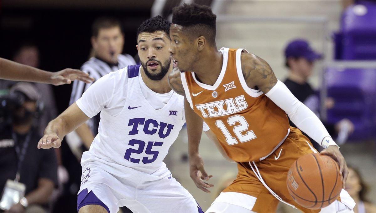 54a18e509e8 The 2-4-7: NIT semifinal gives Texas third crack at beating TCU