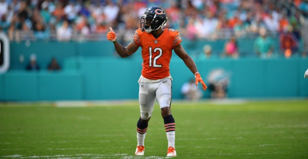 huge discount fe46f f2534 Chicago Bears 2019 Training Camp Preview: Wide Receivers