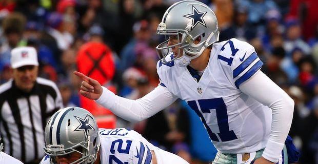 Cheap NFL Jerseys - Dallas Cowboys name Kellen Moore starting QB for season finale