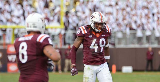 Virginia Tech s LB Tremaine Edmunds named an All-American 22114a537