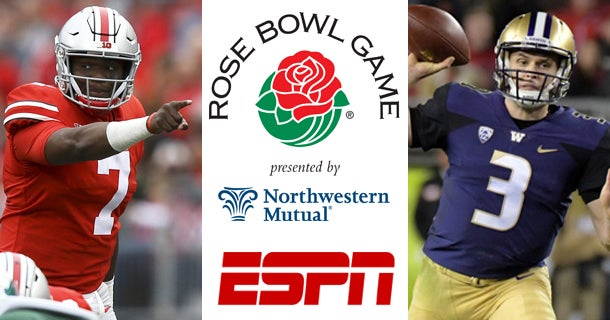 164ecf9eddb Rose Bowl Game Data: Can Buckeyes send Meyer out with a win?
