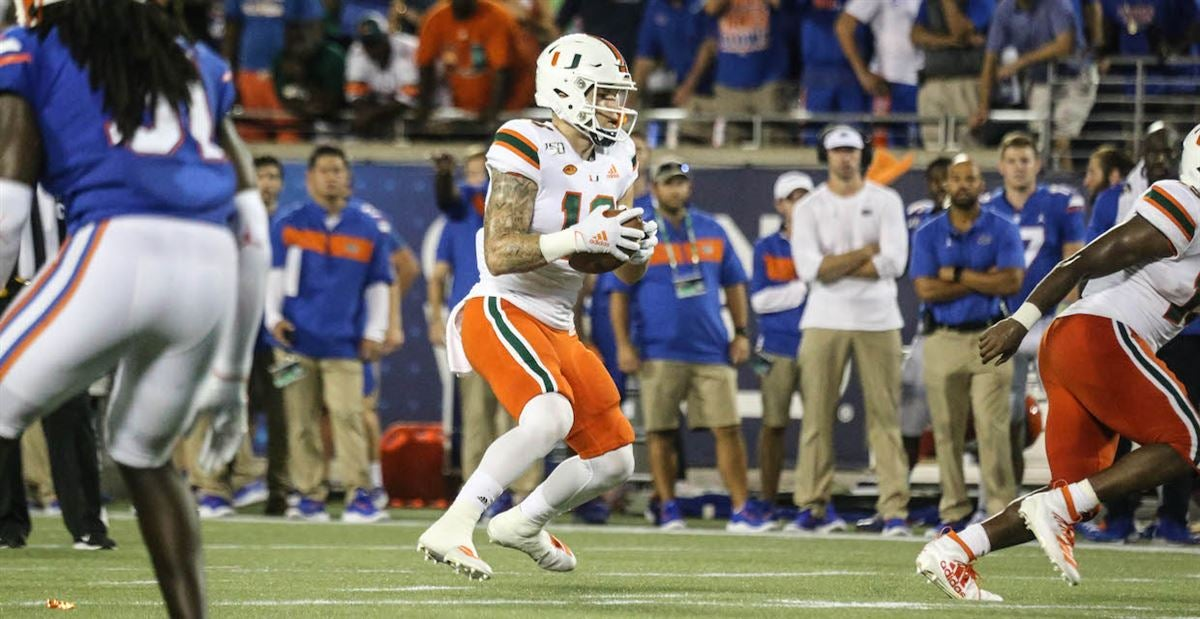 Miami looking to expand Tate Martell's role