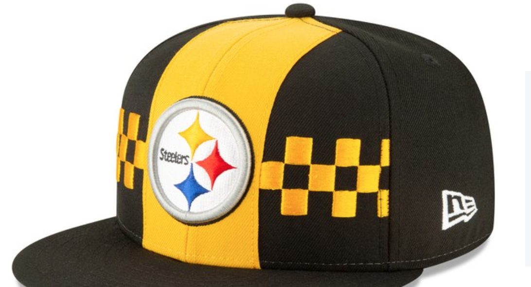 a4c38d88d Reaction to Steelers 2019 NFL Draft hat