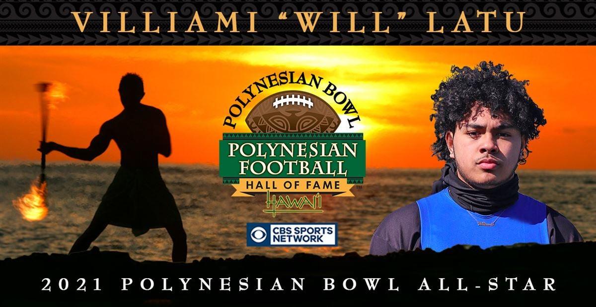 Polynesian Bowl announces ATH Will Latu as 2021 selection